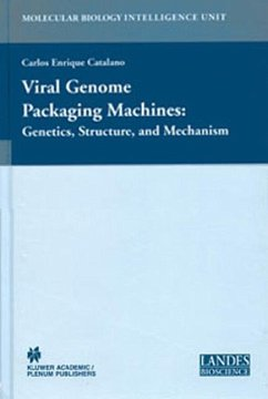 Viral Genome Packaging: Genetics, Structure, and Mechanism - Catalano, Carlos .E. (ed.)