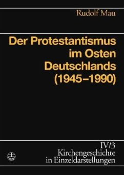Der Protestantismus im Osten Deutschlands