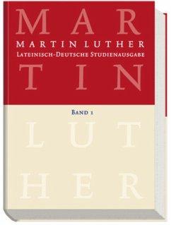 Lateinisch-Deutsche Studienausgabe 1
