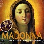 Madonna. Inkl. 4 CDs