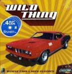 Wild Thing. Buch + 4 CDs