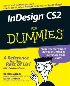 InDesign CS2 For Dummies - Assadi; Gruman