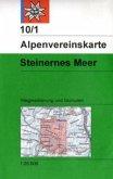 Alpenvereinskarte Steinernes Meer