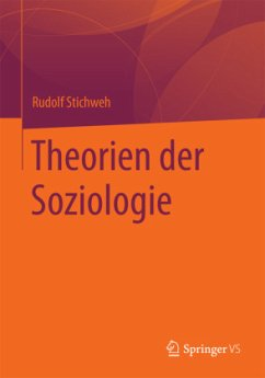 Theorien der Soziologie - Stichweh, Rudolf