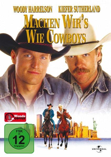 machen wir 39 s wie cowboys auf dvd portofrei bei b. Black Bedroom Furniture Sets. Home Design Ideas