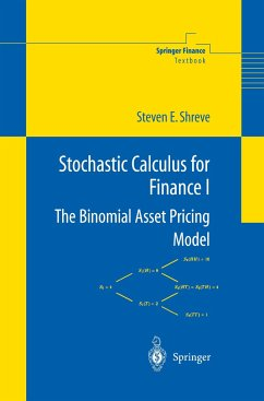 Stochastic Calculus for Finance I - Shreve, Steven E.