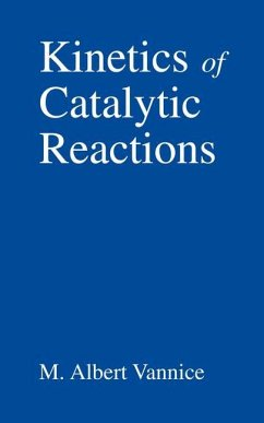 Kinetics of Catalytic Reactions - Vannice, M. A.