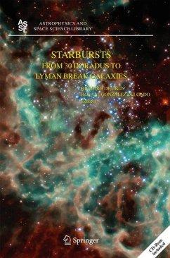 Starbursts - de Grijs, Richard / González Delgado, Rosa M. (eds.)