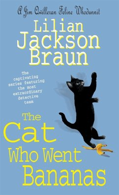 The Cat Who Went Bananas (The Cat Who... Mysteries, Book 27) - Braun, Lilian Jackson