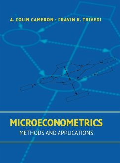 Microeconometrics - Cameron, A. C.; Trivedi, Pravin K.