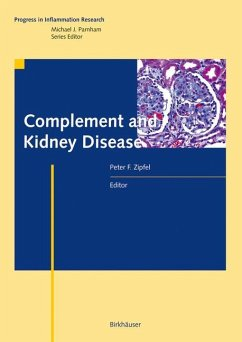 Complement and Kidney Disease - Zipfel, Peter F.
