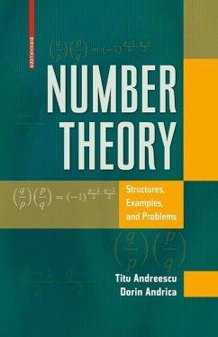 Number Theory - Andreescu, Titu;Andrica, Dorin