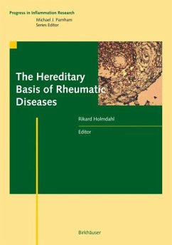 The Hereditary Basis of Rheumatic Diseases - Holmdahl, Rikard (ed.)