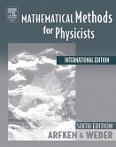 Mathematical Methods For Physicists International Student Edition