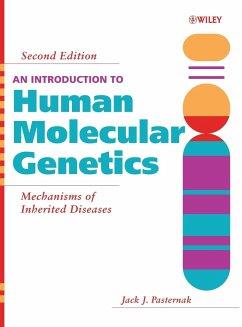 Human Molecular Genetics 2e - Pasternak, Jack, K.