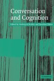 Conversation and Cognition