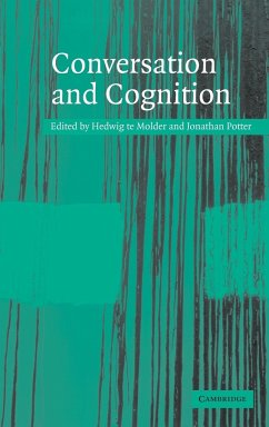 Conversation and Cognition - Molder, Hedwig Te