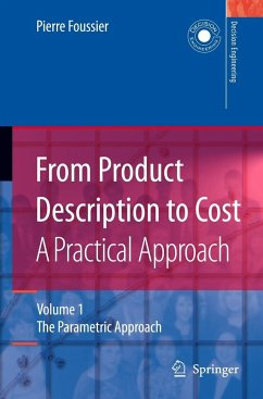 From Product Description to Cost - Foussier, Pierre M. M.