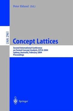 Concept Lattices - Eklund, Peter (ed.)