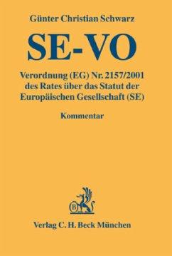 Kommentar zur Europäischen Gesellschaft - SE