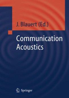 Communication Acoustics - Blauert, Jens (ed.)