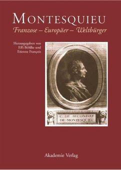 Montesquieu - Böhlke, Effi / François, Etienne (Hgg.)