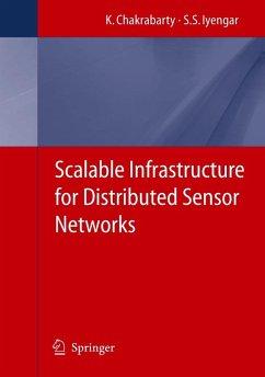 Infrastructure Design for Sensor Networks - Iyengar, S.S.