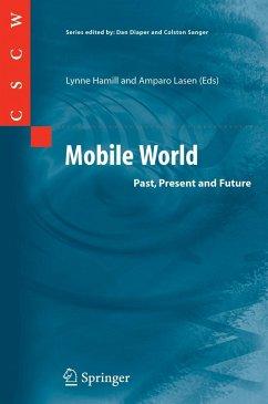 Mobile World: Past, Present and Future - Hamill, Lynne / Lasen, Amparo (eds.)