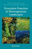 Ecosystem Function in Heterogeneous Landscapes