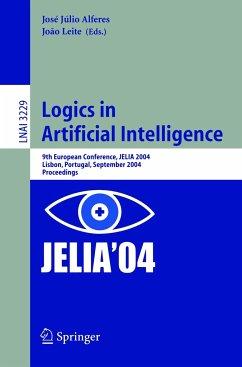 Logics in Artificial Intelligence - Alferes, Jose, Julio / Leite, Joao (eds.)