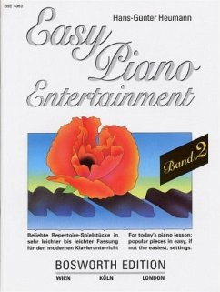 Easy Piano Entertainment. Vol.2