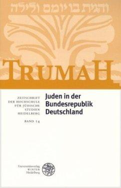 Juden in der Bundesrepublik Deutschland