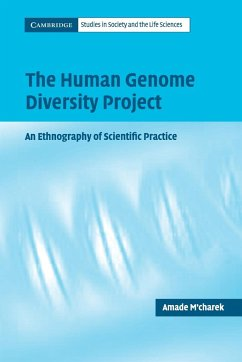 The Human Genome Diversity Project - M'Charek, Amade