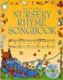 The Usborne Nursery Rhyme Songbook with CD