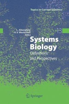 Systems Biology - Alberghina, Lilia / Westerhoff, H.V. (eds.)