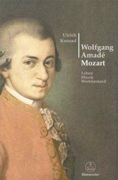Wolfgang Amadé Mozart - Konrad, Ulrich