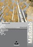 Maßstab. Arbeitsheft 5. Mathematik für Realschulen in Nordrhein-Westfalen, Bremen, Hamburg und Schleswig-Holstein - Ausgabe 2005