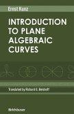 Introduction to Plane Algebraic Curves