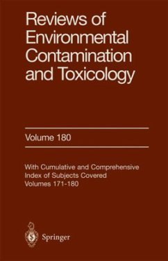 Reviews of Environmental Contamination and Toxicology - Ware, George