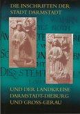 Die Inschriften der Stadt Darmstadt und der Landkreise Darmstadt-Dieburg und Gross-Gerau