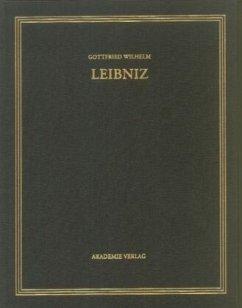 Sämtliche Schriften und Briefe. Mathematische Schriften Band 3 1672-1676. Differenzen, Folgen, Reihen - Leibniz, Gottfried Wilhelm