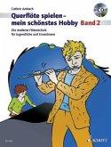 Querflöte spielen, mein schönstes Hobby, m. Audio-CD