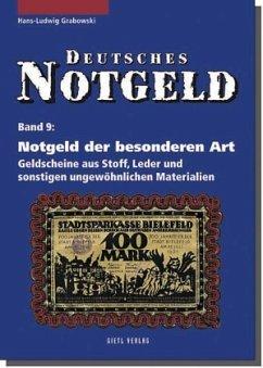 Deutsches Notgeld. Band 9 - Grabowski, Hans-Ludwig