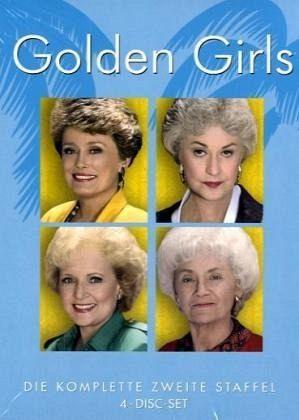 Golden Girls Staffel 2 4 Dvds Film Auf Dvd