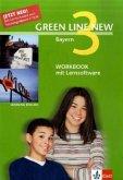 Workbook mit CD-ROM, 7. Schuljahr / Green Line New, Ausgabe für Bayern Bd.3