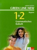 Green Line New 1 und 2. Grammatisches Beiheft. Bayern
