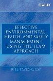 Effective EHS Management