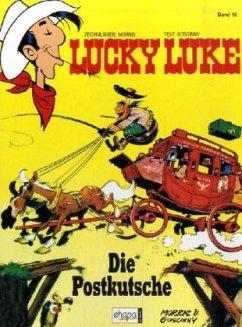 Die Postkutsche / Lucky Luke Bd.15