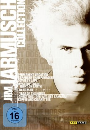 Jim Jarmusch Collection (9 DVDs)