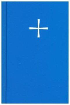 Evangelisches Gesangbuch, Kurhessen-Waldeck, blau